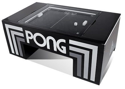 Pong 174 Coffee Table Video Game Video Games Pinballsales Com